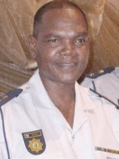 RICHARD MDLULI: Head of Police Crime Intelligence