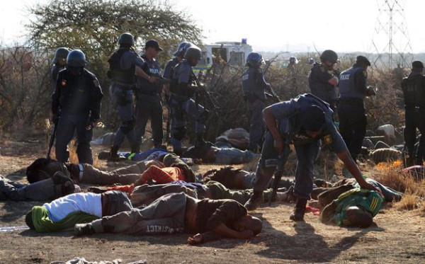 What's behind the Marikana massacre?