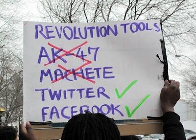 Image result for arab spring uprising tweets
