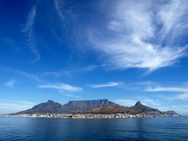 Cape Town's top 10 accolades for 2012