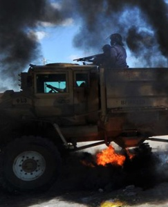 Deadly day in Sasolburg protests