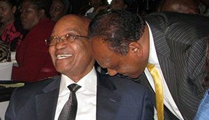 Joburg City Council R1bn present to Zuma benefactor