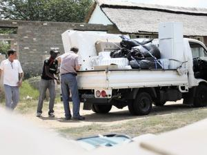 Muldersdrift man dies in hail of bullets