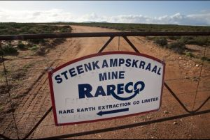 South Africa re-opens rare earth mines