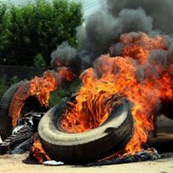 Sasolburg residents continue to protest