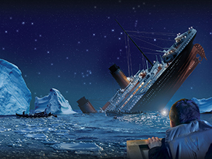 South Africa - A Modern Day Story of the Titanic