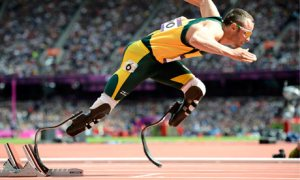 Oscar Pistorius shooting girlfriend